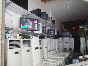 深圳家用二手空调回收