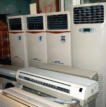 中央空调清洗方法