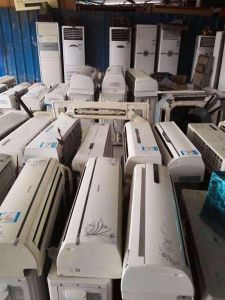 深圳柜式机空调回收,二手家用空调回收