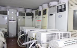 高价回收空调制冷设备、中央空调、分体空调、酒店电器