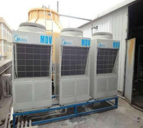 深圳中央空调回收,大小冷库回收