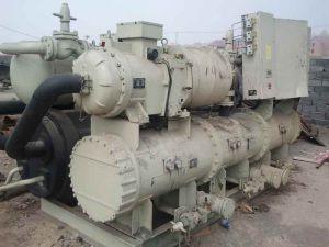 深圳制冷机组回收,深圳溴化锂机组回收,制冷设备回收,溴化锂中央空调回收